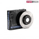 StopTech SportStop Brake Discs Front 243mm (Corolla 1.6 (AE82) 85-87/MR2 1.6 (AW11) 84-86)
