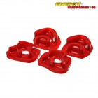 Energy Suspension Motor Mounts Inserts Red (K-Engines 01-06)