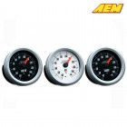 AEM Electronics Oil/Transmission/Water Temperature Gauge 40-148 °C Analog (Universal)