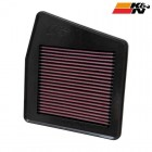 K&N Replacement Filter (Accord 2.0i 08-11)