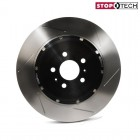 Stoptech 2-Piece Aero Rotors Front (S2000 99-09)