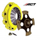 ACT Heavy Duty Solid 4 Pad Clutch Set (S13 KA24DE-Engine)