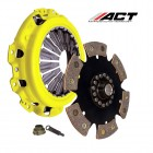 ACT Heavy Duty Duty Solid 6 Pad Clutch Set (Mitsubishi 4G63T-Engines 92-96)