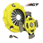 ACT Xtreme Pressure Solid 4 Pad Clutch Set (S13 KA24DE-Engine)