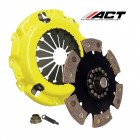 ACT Xtreme Pressure Spring Centered 6 Pad Clutch Set (MR2 85-90 1.6i)