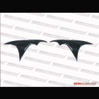 Aerodynamics Eyebrows Carbon (Civic 95-01 2/3/4dr)