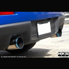 HKS Legamax Premium Rear Section (Evo X)
