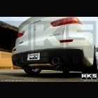 HKS Legamax Premium Mid Section (Evo X)