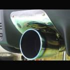 HKS Exhaust Bumper Protector Set (Evo X)