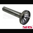 SRS Exhaust Adjustable Silencer 85mm (Universal)