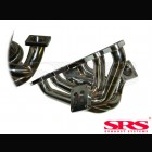 SALE ! SRS Exhaust Turbo Header Stainless Steel (Evo 8)