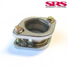 """SRS Exhaust Systems Exhaust Adapter 2.5"""" 40mm (Universal)"""