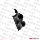 Aerodynamics A-Pillar 2-Pod Meter Holder (52mm) (Universal)