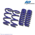 AP Fahrwerke Lowering Springs With TÜV (Accord 08-up 2.0i/2.4i Manual Transmission)