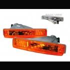 Bumper Lights JDM Amber (CRX 90-93)