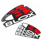 BLOX Racing Printed Sticker (Universal)