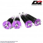 D2 Racing Sports Coilovers TÜV (Civic 91-96/Del Sol/Integra 94-01 Rear Eye)