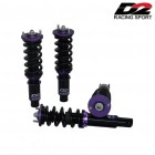 D2 Racing Sports Coilovers TÜV (Civic 91-96/Del Sol Rear Fork)