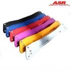 ASR Subframe Reinforcement Brace Purple (Civic/CRX 87-93)
