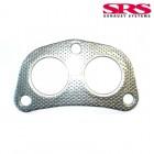 SRS Exhaust Systems 2-Piece Exhaust Header Gasket (Universal)
