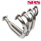 SRS Exhaust Systems 4-2-1 Exhaust Header Stainless Steel (Honda D-Engines)