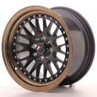 "JR-Wheels JR10 Bronze 16"" 4x100/108 ET30 7J"