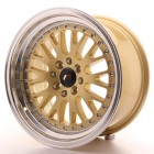 "JR-Wheels JR10 Gold 16"" 4x100/108 ET20 8J"