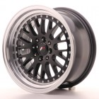 "JR-Wheels JR10 Black 15"" 4x100/108 ET30 7J"