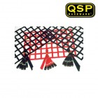 QSP Window Safety Net Accessory FIA Red (Universal)