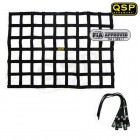 QSP Window Safety Net Accessory FIA Black (Universal)