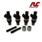 RC Engineering Saturated Fuel Injectors 550cc (4 Pieces) (K-Engines 01-12)