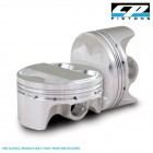 CP Pistons X-Style Forged Pistons Kit 12.5:1 (K20A-Engines)