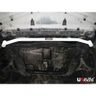 Ultra Racing 2-Point Front Lower Tiebar (Integra 01-06 DC5)