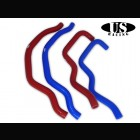 SALE! US-Racing Silicone Radiator Hoses Red (S2000)