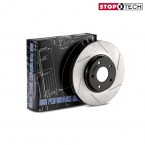 StopTech SportStop Brake Discs Front 323mm (Supra Twin Turbo (JZA80) 93-00/ Supra Twin Turbo (JZA80) 95-00 (JDM))