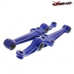 Hardrace Front Lower Control Arms Blue (Civic/CRX 87-93)