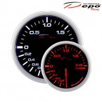 DEPO RACING BAR Boost Gauge 52MM (Universal)