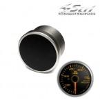 SALE! Stri Racing X-Line-Series SLM Vacuum Gauge Amber (Universal)