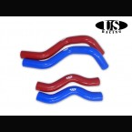 US-Racing Silicone Radiator Hoses Blue (Civic 06-11 3/5dr Type S)