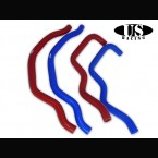 US-Racing Silicone Radiator Hoses Red (S2000)